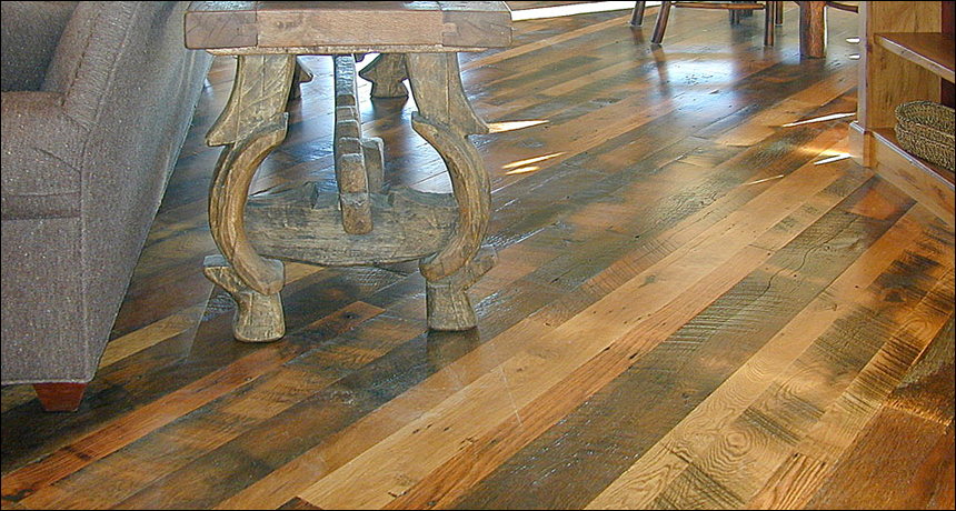Red Oak Ozark Hardwood Flooring