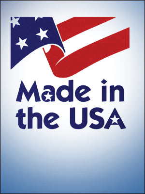 ... as possible. That is why all of our wood products are Made in the USA