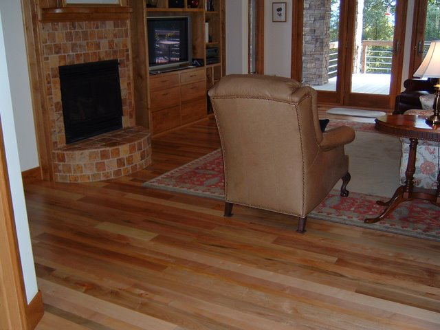 Unique Mixed Hardwood Wood Floor Ozark Hardwood Flooring