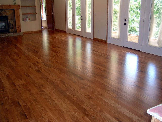 2 White Oak Natural Oil Finish Ozark Hardwood Flooring