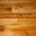 Rustic Hickory - Ship Deck Destressed
