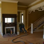 100 Year Old Home - Pine Refinish