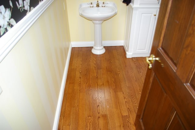 3 Inch 1 Red Oak Stained Ozark Hardwood Flooring