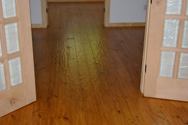 Early American Ozark Hardwood Flooring
