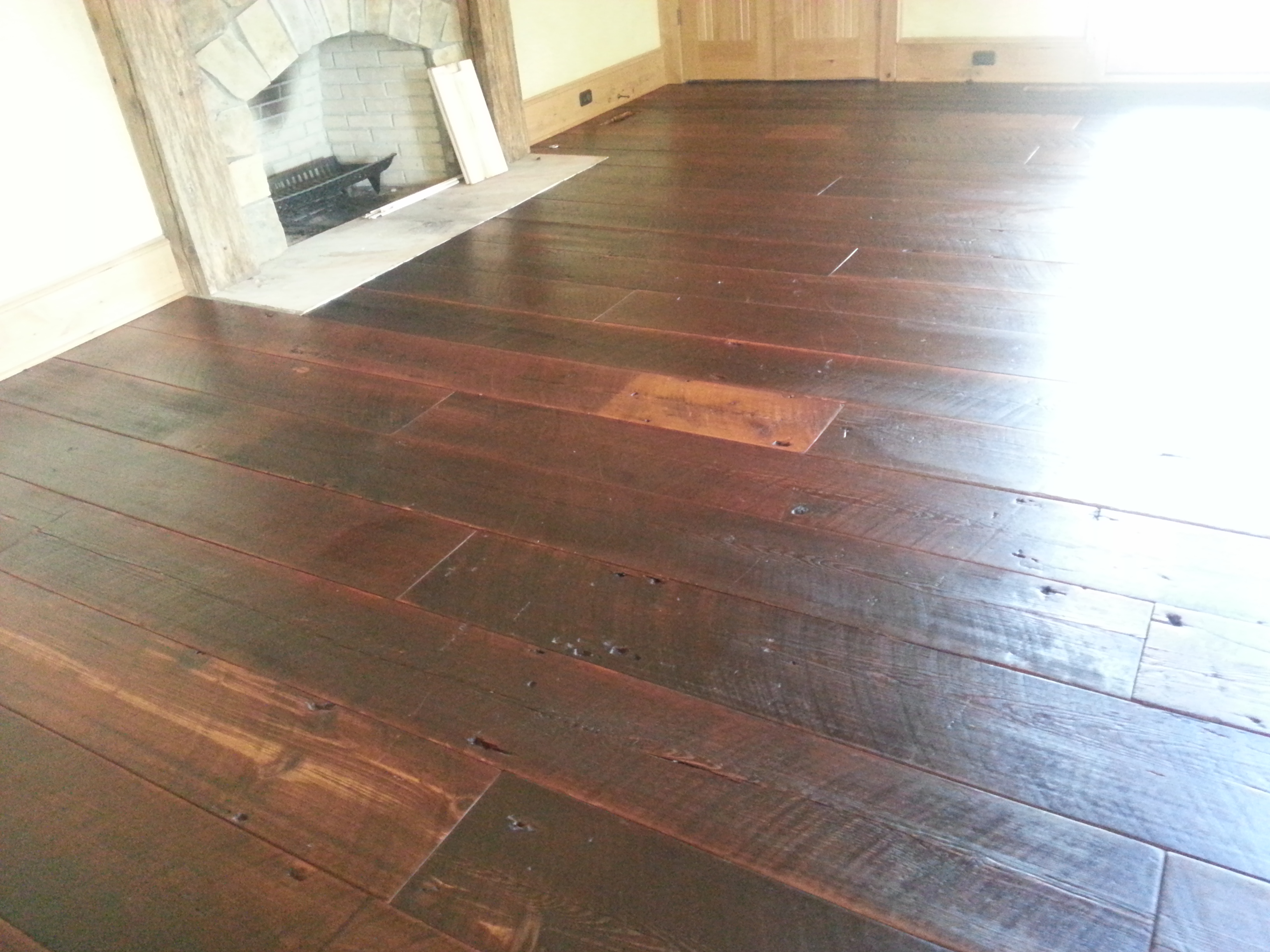steps floor gallery borders custom installations inc installed wood runner before installation floors